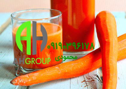 فروش انواع هویج